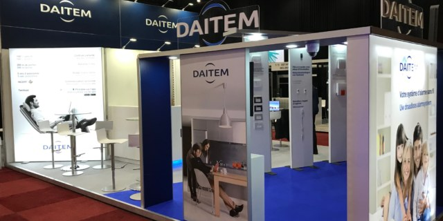 Stand D'exposition - Hager