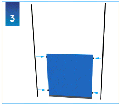montage panneau expositin Clip